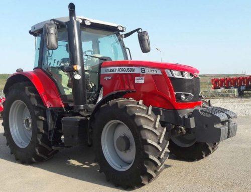 Massey Ferguson traktorok fajtái